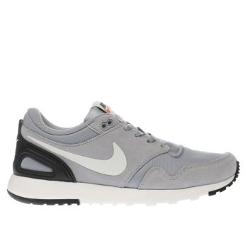 NIKE GREY AIR VIBENNA TRAINERS