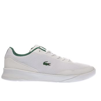Lacoste White Lt Spirit 117 Trainers