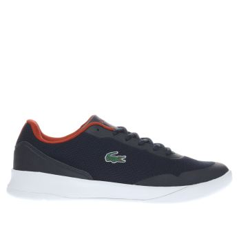 Lacoste Navy Lt Spirit 117 Mens Trainers
