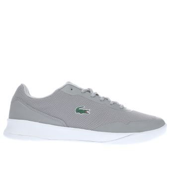 Lacoste Grey Lt Spirit 117 Trainers