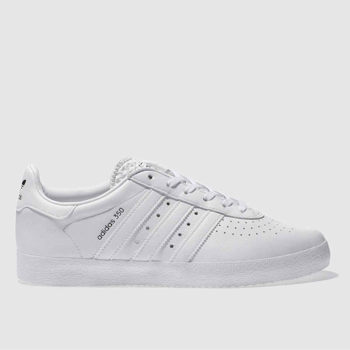 Adidas White 350 Trainers