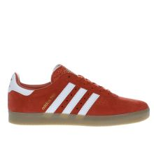 Adidas Red 350 Mens Trainers