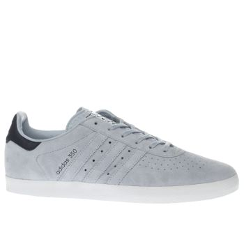 Adidas Blue 350 Mens Trainers