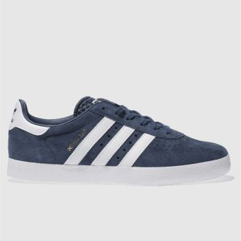 Adidas Navy 350 Mens Trainers