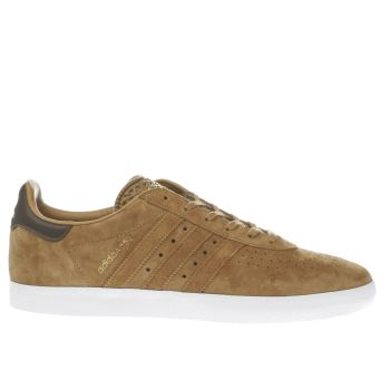 Adidas Tan 350 Mens Trainers