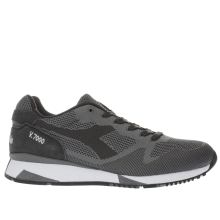 Diadora Grey V7000 Weave Mens Trainers