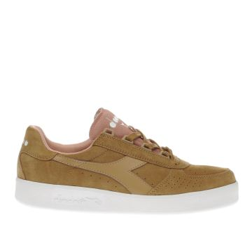 Diadora Tan B.elite Suede Trainers