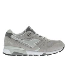 Diadora Grey N9000 Iii Mens Trainers