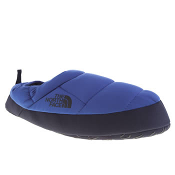 The North Face Navy Tent Mule Slippers
