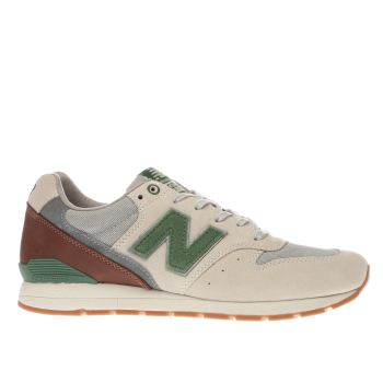 New Balance Beige 996 Trainers