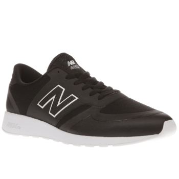New Balance Black & White Mrl420 Trainers