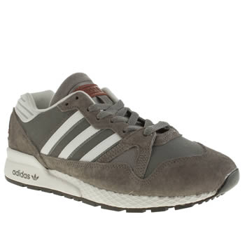 Mens Adidas Grey Zx 710 Trainers