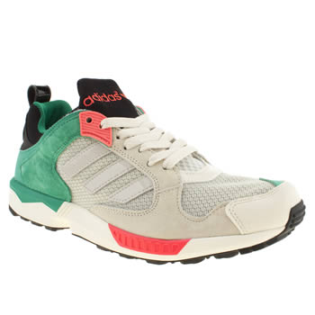 Mens Adidas Stone Zx 5000 Response Trainers