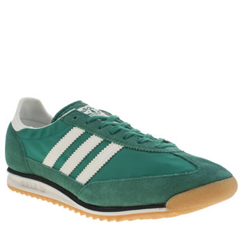 Adidas Green Sl 72 Mens Trainers