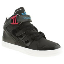 Black & Red Adidas Mc-x1