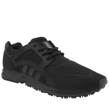 Adidas Black Racer Lite Trainers