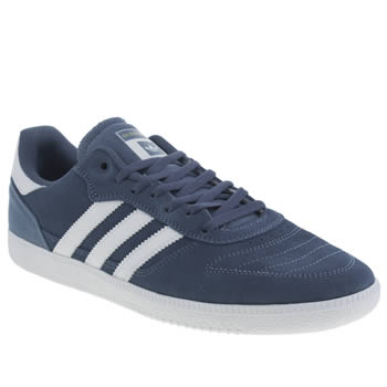 Mens Adidas Blue Skate Copa Trainers