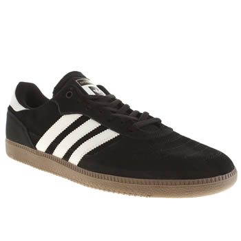 Adidas Black & White Skate Copa Trainers