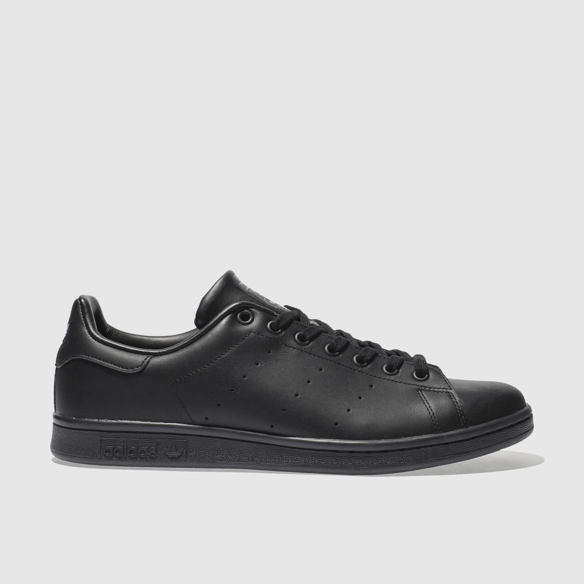 black stan smiths