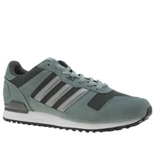 Adidas Teal Zx 700 Mens Trainers