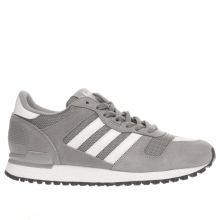 Adidas Grey Zx 700 Mens Trainers