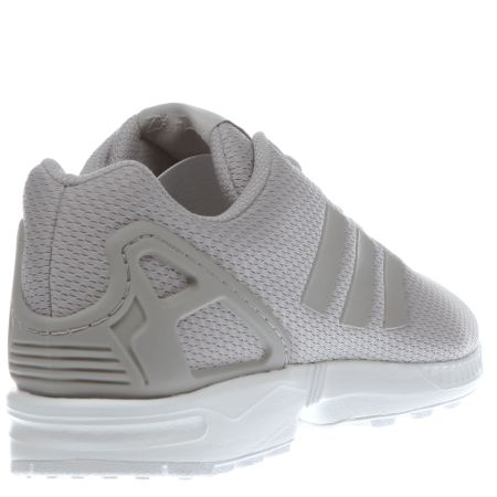 Adidas Zx Flux Grey Mens
