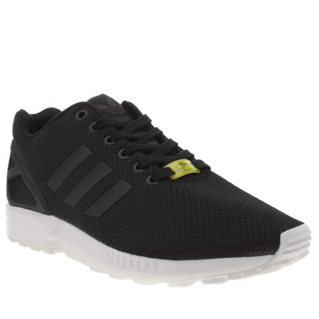 Adidas Zx Flux Black Mens