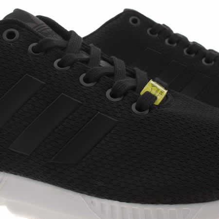 Adidas Zx Flux Weave Black