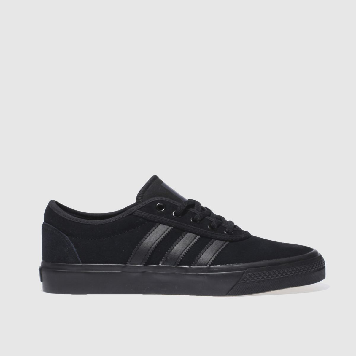 adidas black ease trainers