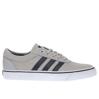 Adidas Grey Adiease Mens Trainers