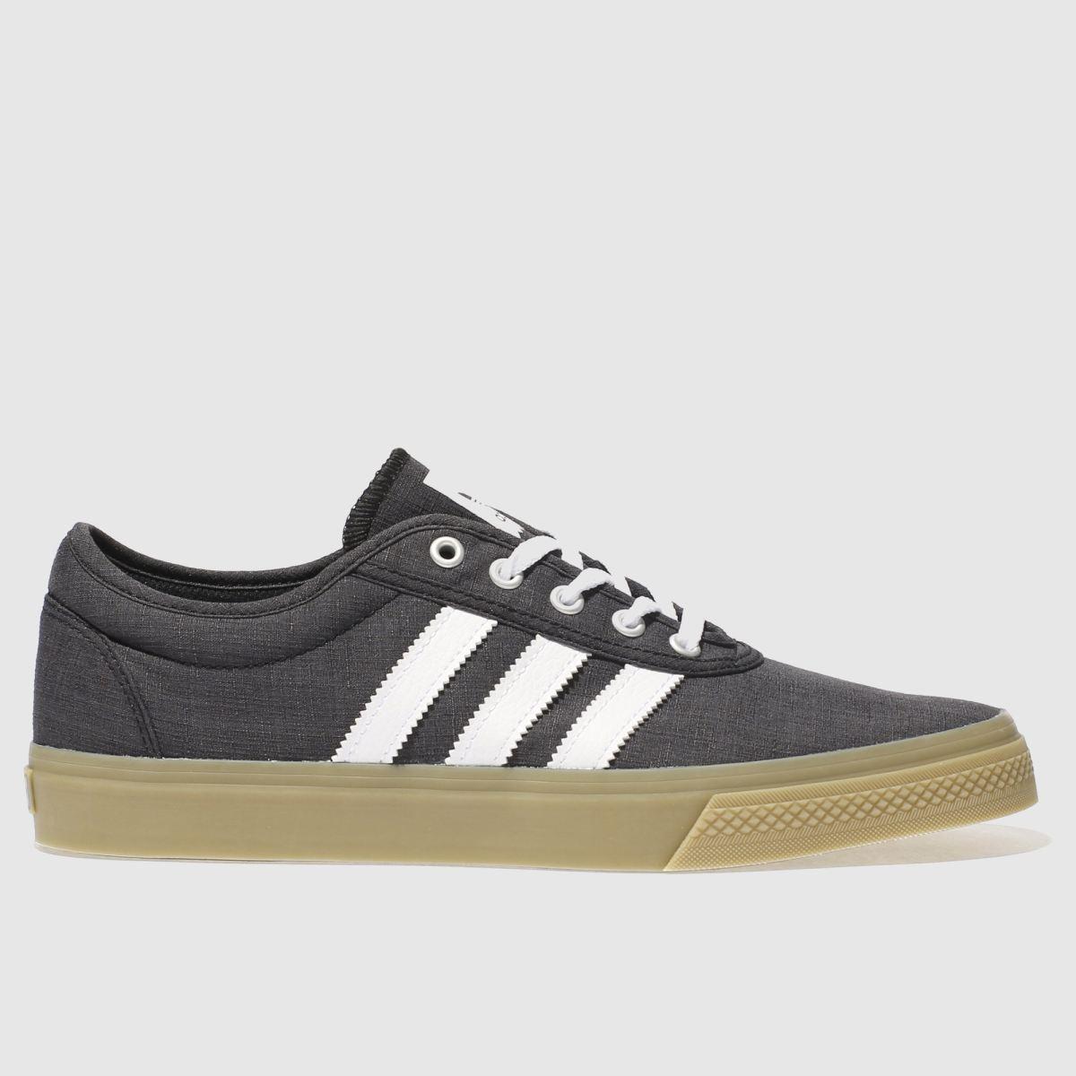 Adidas Skateboarding Black & White Adi-ease Trainers