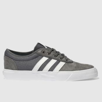 Adidas Skateboarding Grey Adi-Ease Mens Trainers