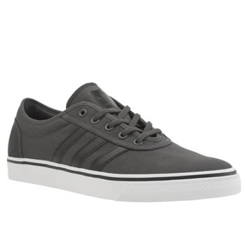 Adidas Dark Grey Adi Ease Trainers