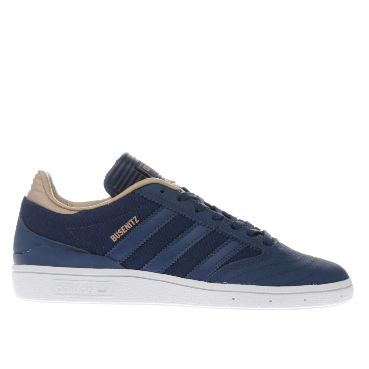adidas navy busenitz trainers