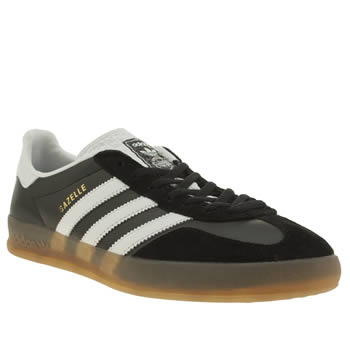 Adidas Gazelle Indoor Black Leather