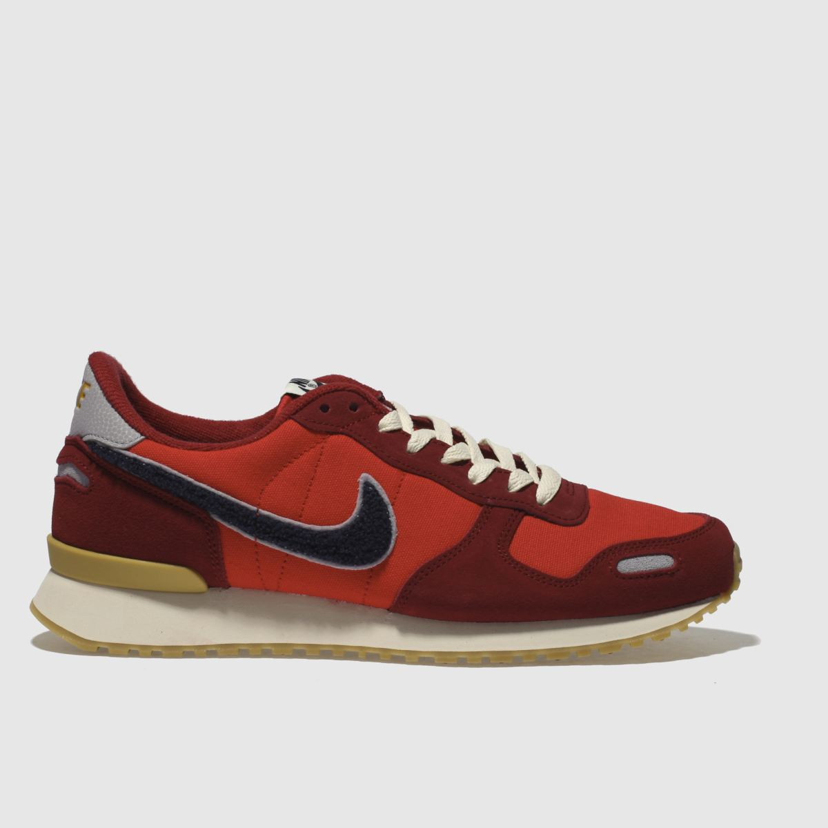Nike Red Air Vortex Trainers