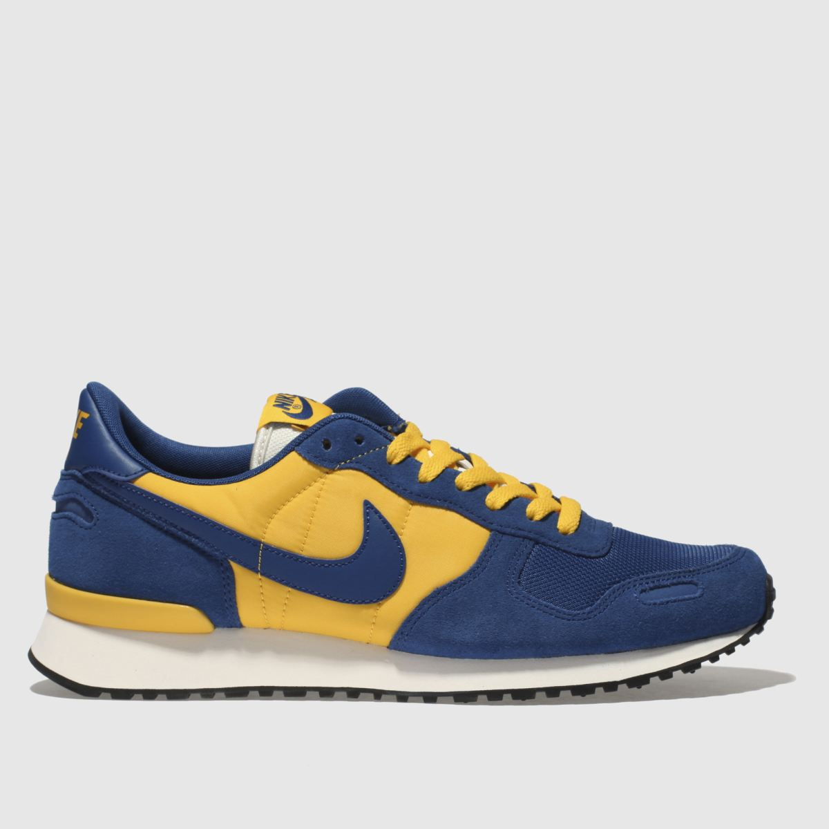 Nike Blue & Yellow Air Vortex Trainers
