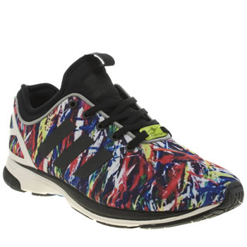 Adidas Multi Zx Flux Zero Nps Trainers
