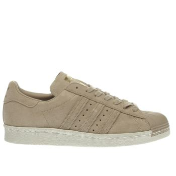 Adidas Stone Superstar 80s Mens Trainers