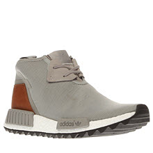 Adidas Grey Nmd C1 Mens Trainers
