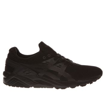Asics Black Gel-kayano Evo Trainers
