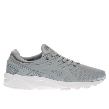 Asics Grey Gel-kayano Evo Trainers