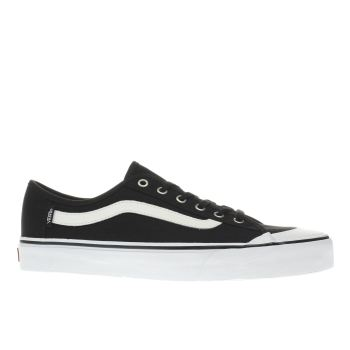 Vans Black & White Black Ball Sf Trainers