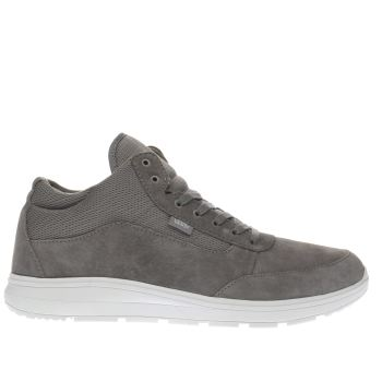 Vans Grey Style 201 Trainers
