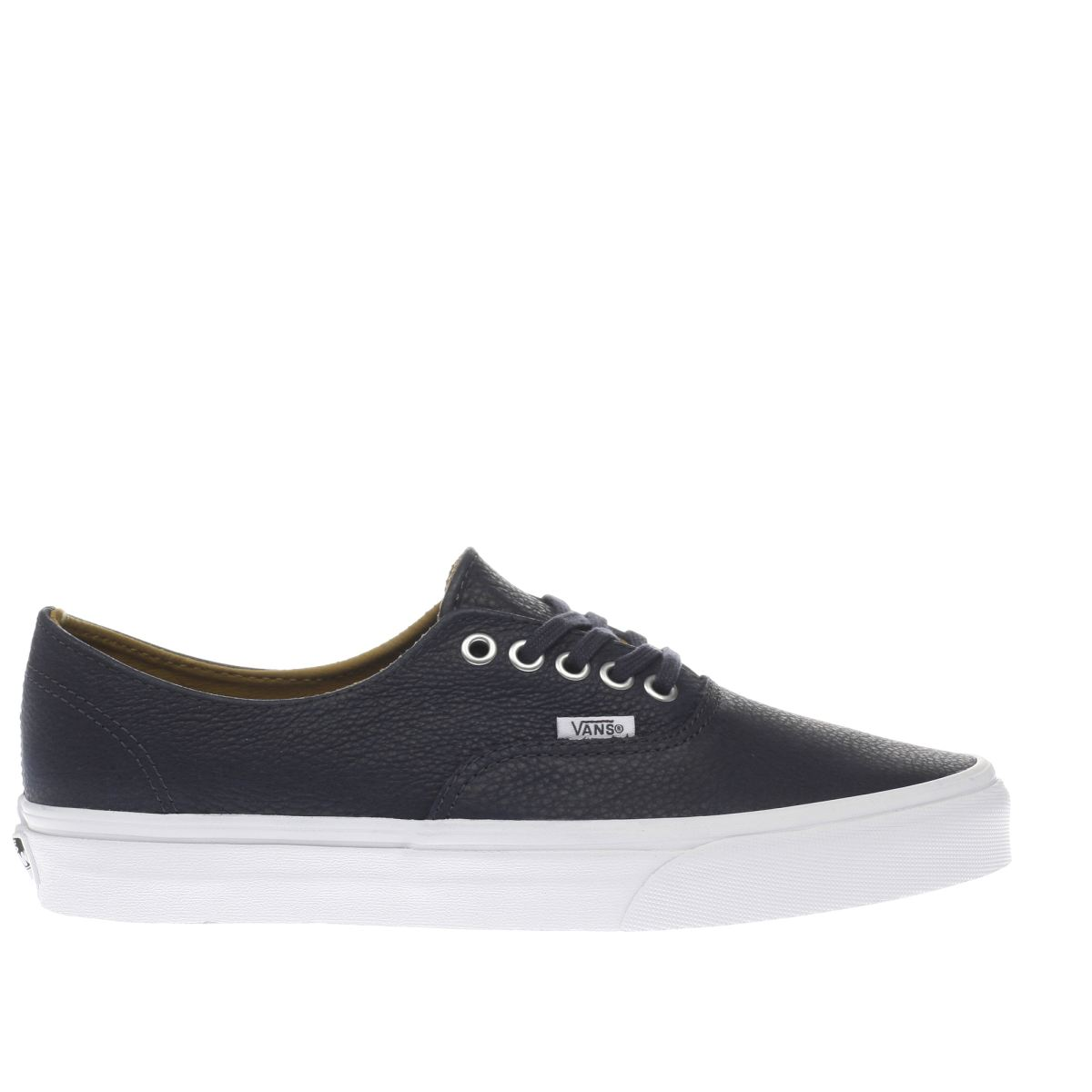 vans navy authentic decon trainers