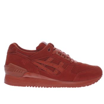 Asics Red Gel-respector Trainers