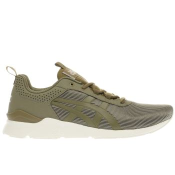 Asics Khaki Gel-Lyte Runner Mens Trainers