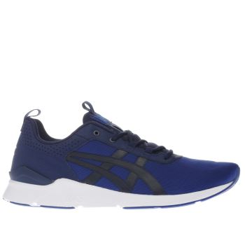 Asics Navy Gel-lyte Runner Trainers