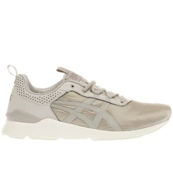Asics Grey Gel-Lyte Runner Mens Trainers