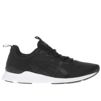 Asics Black Gel-lyte Runner Trainers